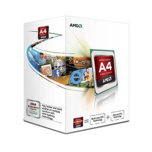PROCESSEUR AMD A4 4020 3.2GHz
