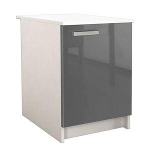 caisson bas avec plan de travail achat vente caisson bas avec plan de travail pas cher. Black Bedroom Furniture Sets. Home Design Ideas