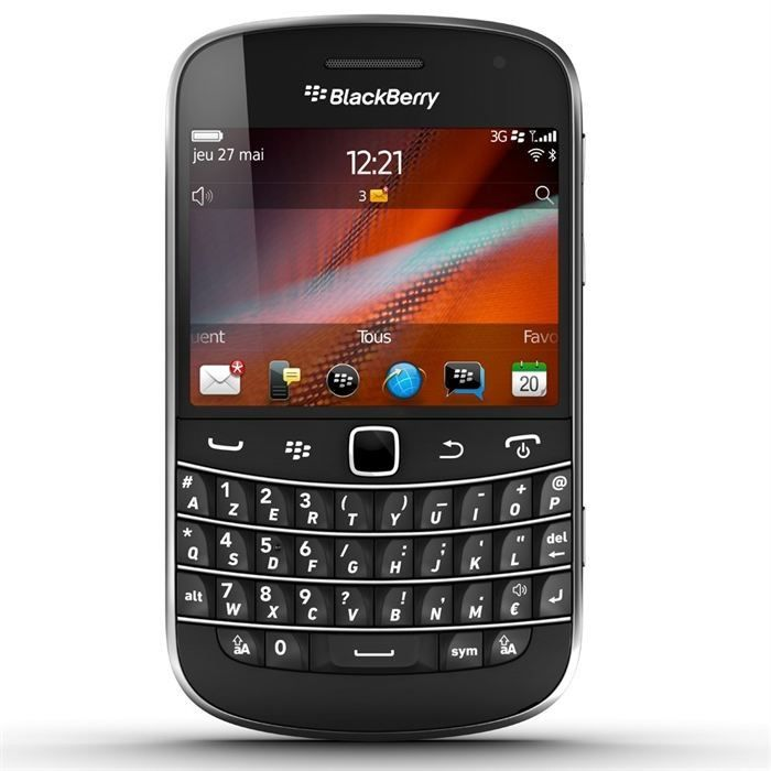 telephonie telephone mobile blackberry bold  tout f bbnolibre