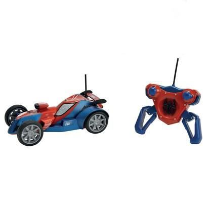 Spiderman voiture rc 1 24 turbo racer mod le buggy achat vente voiture camion spiderman rc - Spiderman voiture ...