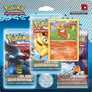 Asmodee Pokémon Ce pack contient 2 boosters Nobles Victoires, 1