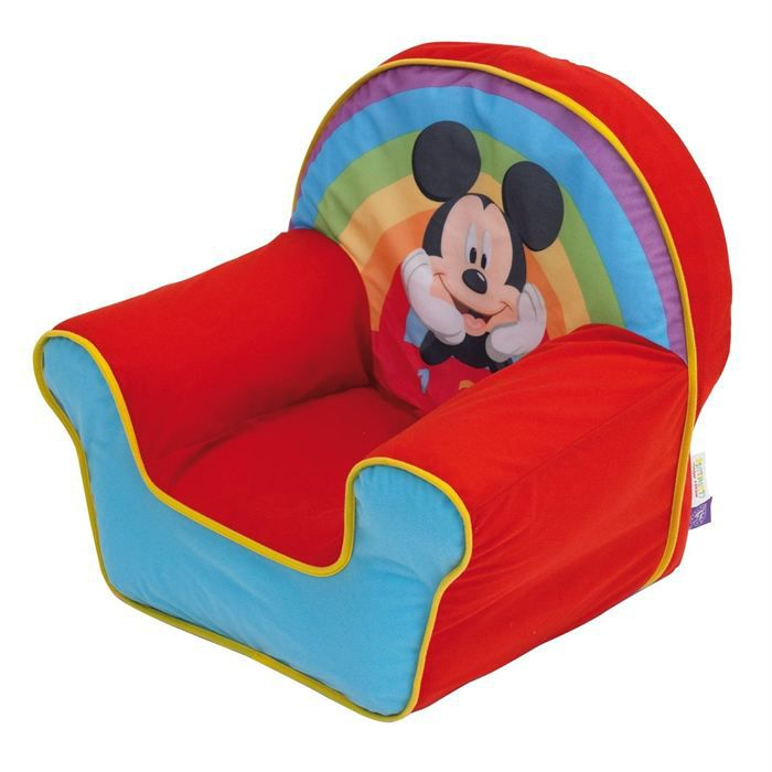 Mickey chaise gonflable achat vente fauteuil canap for Chaise gonflable