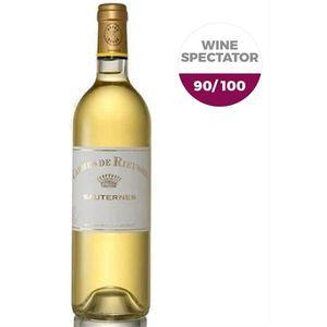 VIN BLANC Carmes de Rieussec Sauternes 2011 - Vin Blanc