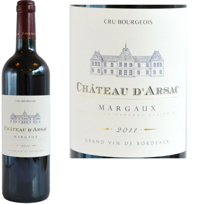 the chateau d arsac