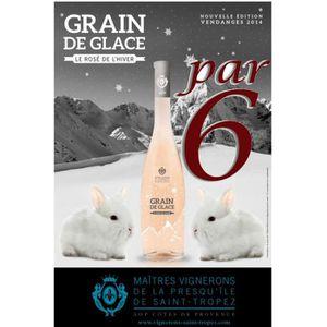 Grain de Glace 2014 Côtes de Provence x6
