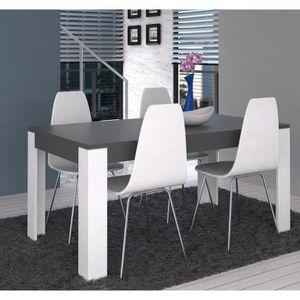 TABLE A MANGER SEULE CROSS Table à manger extensible 4 à 8 personnes 16