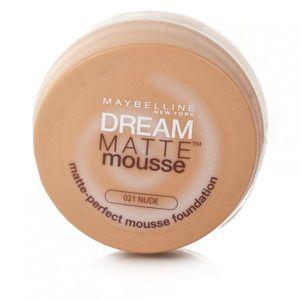 L'OREAL Dream Mat Mousse 021 Beige Doré (x3)