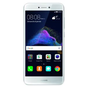 FORFAIT CD PART. Huawei P8 Lite 2017 Blanc + Cdiscount Mobile dont