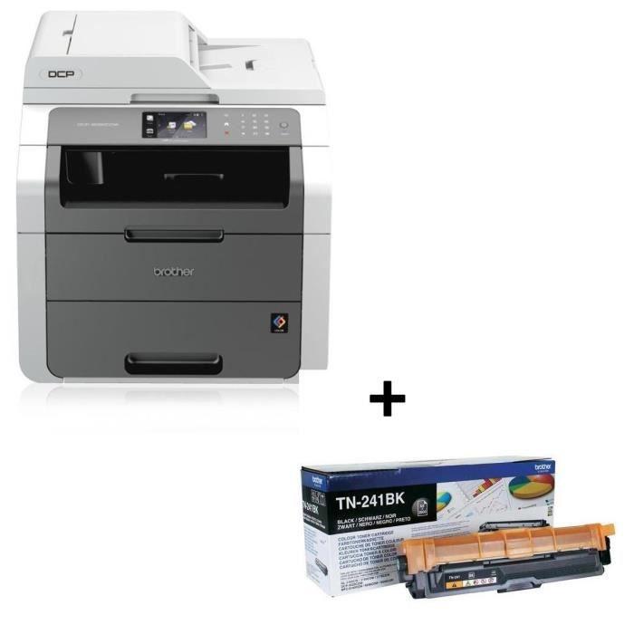 pack brother imprimante multifonction led dcp 9020cdw. Black Bedroom Furniture Sets. Home Design Ideas