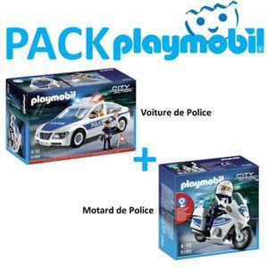 Playmobil voiture achat vente jeux et jouets pas chers - Voiture tuning playmobil ...
