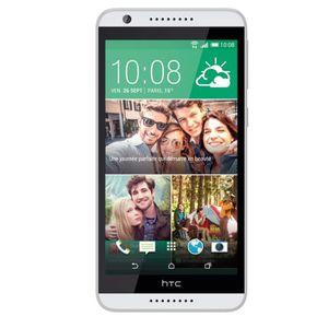 HTC Desire 820 Blanc Gris