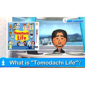 Pack Console 2DS Rose + Jeu Tomodachi Life Préinst