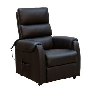 Fauteuil releveur achat vente fauteuil releveur pas cher cdiscount - Fauteuil electrique conforama ...