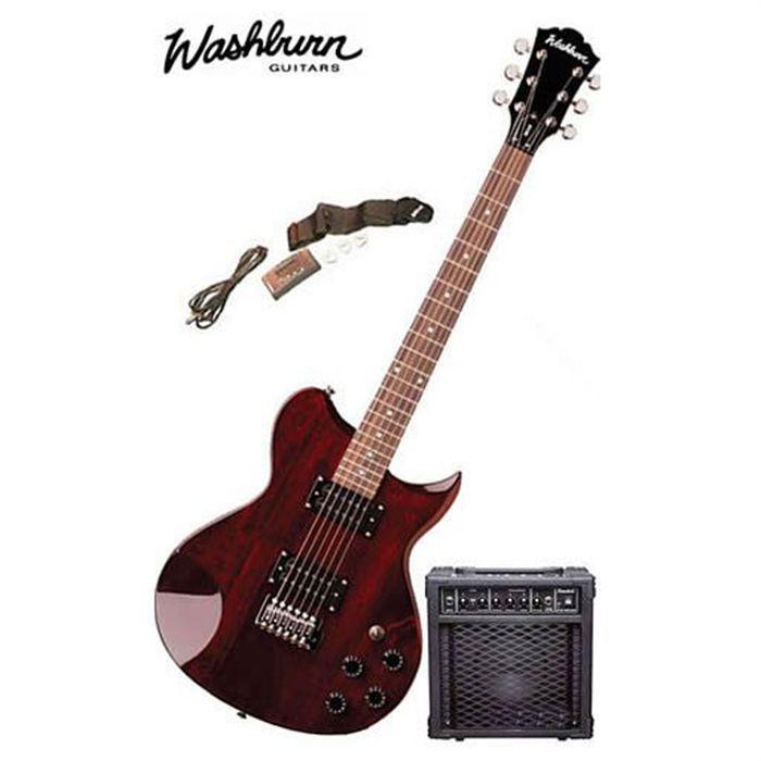 washburn wi14rwpack e guitare achat vente guitare. Black Bedroom Furniture Sets. Home Design Ideas
