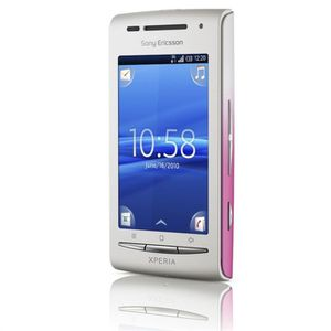 Comparer SONY ERICSSON XPERIA X8 ROSE