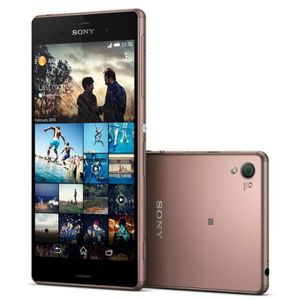 Sony Xperia Z3 Cuivre