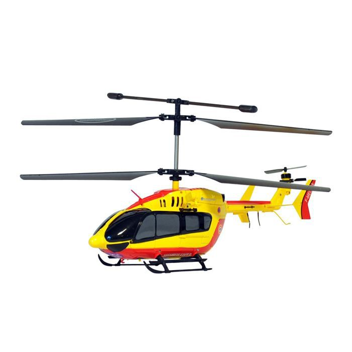 Modelco eurocopter ec145 version xl 3 voies gyro achat for Interieur helicoptere