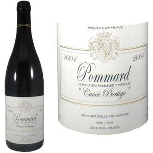 VIN ROUGE Pommard Cuvée Prestige 2004 - Vin rouge