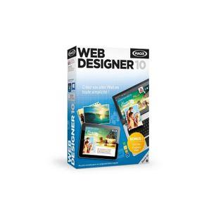 CRÉATION NUMÉRIQUE Web Designer 10