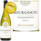 VIN BLANC Bourgogne Chardonnay Jean Bouchard 2011 x1