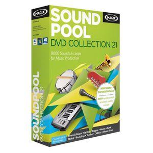 CRÉATION NUMÉRIQUE Soundpool DVD Collection 21