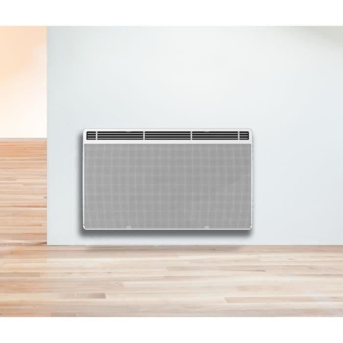 cayenne rayonnant lcd 1500 watts radiateur panneau rayonnant lectrique avec. Black Bedroom Furniture Sets. Home Design Ideas