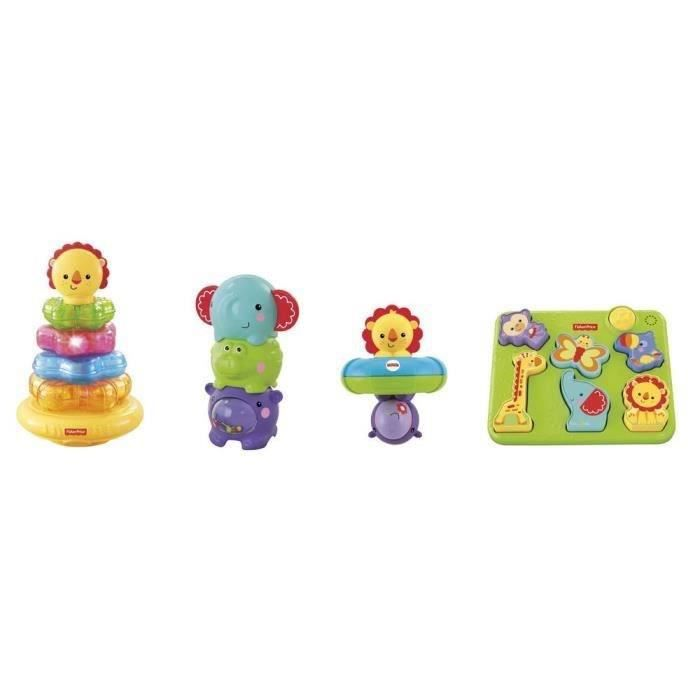 Fisher price les premiers jouets de b b achat vente - Tapis d eveil fisher price zoo deluxe ...