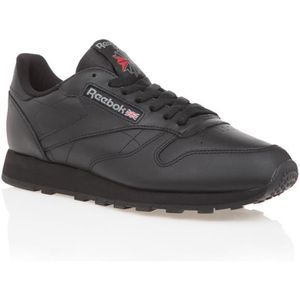 BASKET REEBOK Baskets CL Leather Chaussures Homme