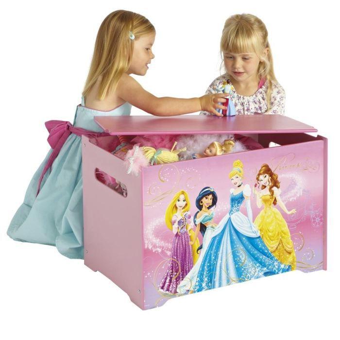 disney princesses coffre jouets achat vente coffre jouets disney princesses coff jouets. Black Bedroom Furniture Sets. Home Design Ideas
