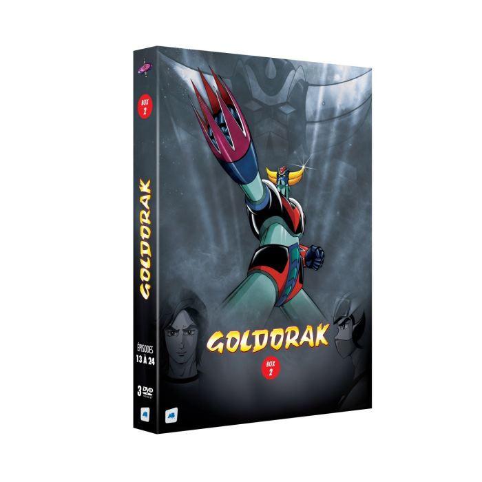dvd mangas animation goldorak volume  f goldo