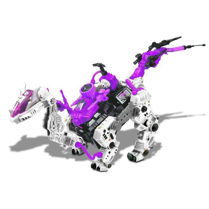 Transfighter DX robots Dragon de Silverlit