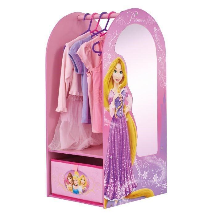 Disney princesses armoire et miroir d 39 habillage achat vente miroir disney princesses armoire for Chambre princesse disney