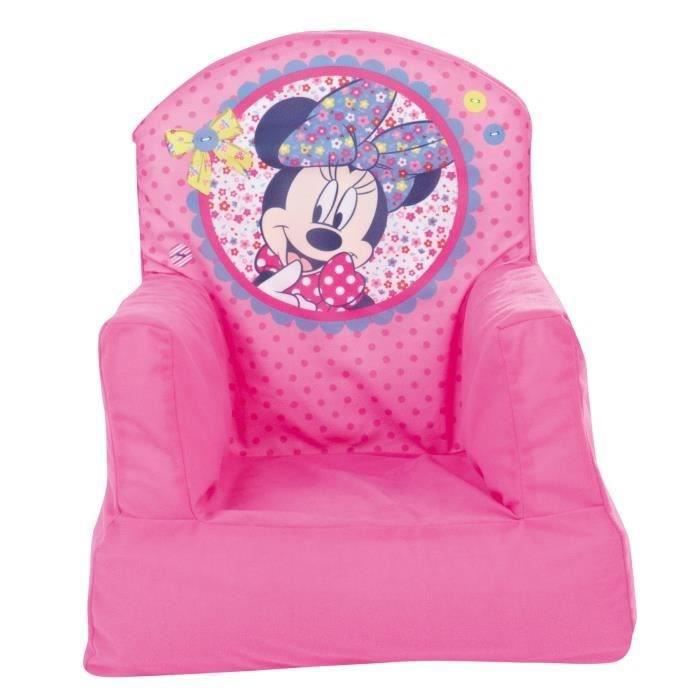 Minnie mouse fauteuil gonflable achat vente fauteuil for Chaise gonflable