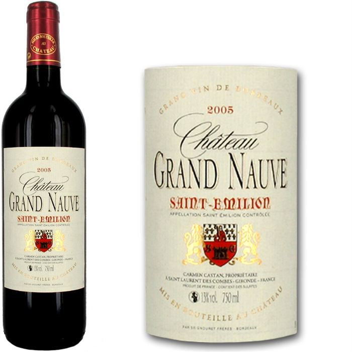 photo vin chateau grand nauve 2006