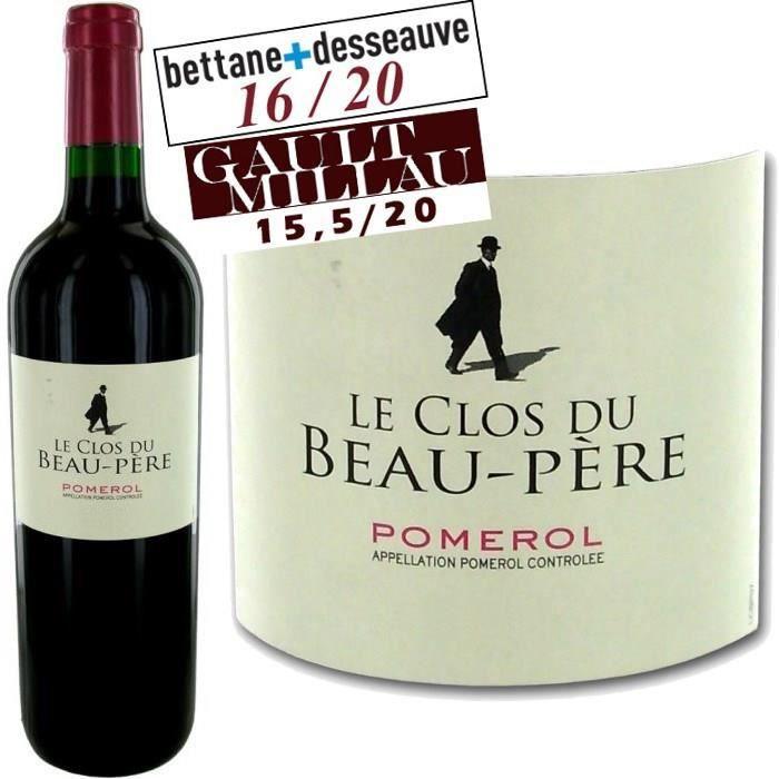 VIN ROUGE Clos du Beau Père Pomerol 2006