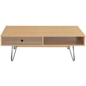 table basse industriel achat vente table basse. Black Bedroom Furniture Sets. Home Design Ideas