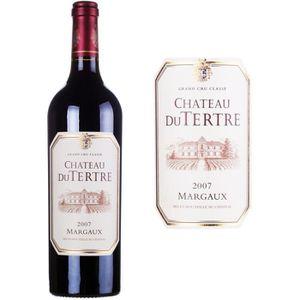 VIN ROUGE Château Du Tertre 2012 - Vin rouge