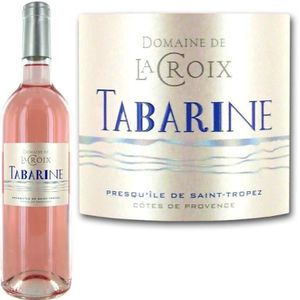 VIN ROSÉ Domaine de La Croix Tabarine Ctes de Provence 13
