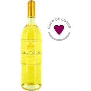 VIN BLANC Château Du Haire Sauternes 2014 vin blanc liquo...