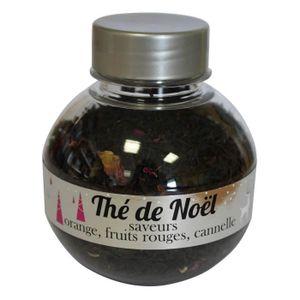 THÉ MAISON TAILLEFER Thé Noir de Noël Boule 50g