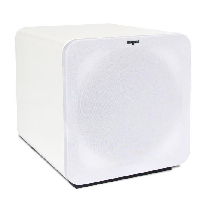 tangent evo e8 blanc caisson de basses caisson de basse. Black Bedroom Furniture Sets. Home Design Ideas