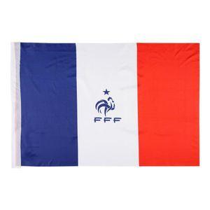 DRAPEAU - BANDEROLE FFF Drapeau Supporter Football 60*90 FTL