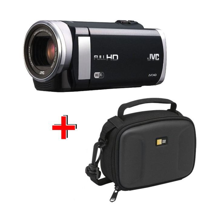 Cam scopes jvc achat vente cam scopes jvc pas cher for Housse camescope
