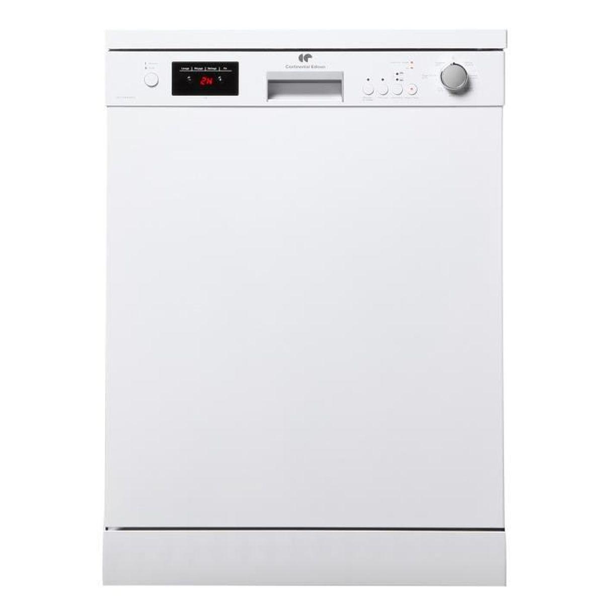 Continental edison celv1445ledw lave vaisselle achat vente lave vaisselle - Achat noel paiement differe ...