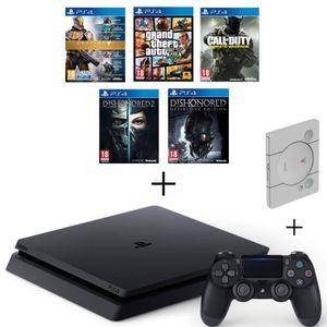 Consoles ps4 achat vente pas cher cdiscount - Nouvelle console de jeux ...