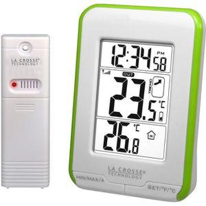 thermometre interieur exterieur sans fil achat vente thermometre interieur exterieur sans. Black Bedroom Furniture Sets. Home Design Ideas
