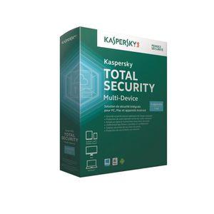 Kaspersky Total Security Multi-Device 5 App/1 an