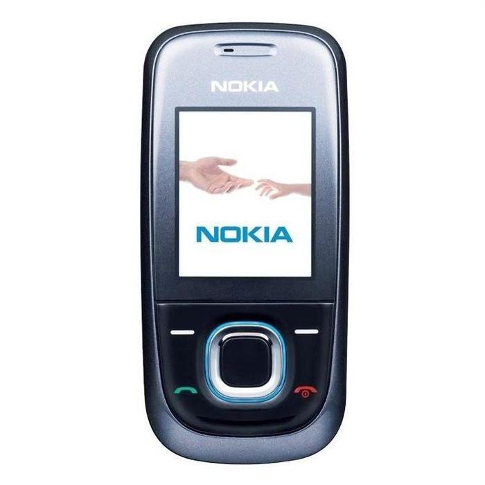 nokia 2680 slide achat t l phone portable pas cher avis et meilleur prix cdiscount. Black Bedroom Furniture Sets. Home Design Ideas