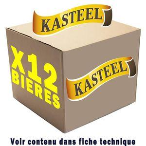 BIÈRE 12 bières Kasteel  12 x 33cl