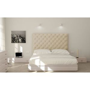 t te de lit achat vente t te de lit pas cher les soldes sur cdiscount cdiscount. Black Bedroom Furniture Sets. Home Design Ideas